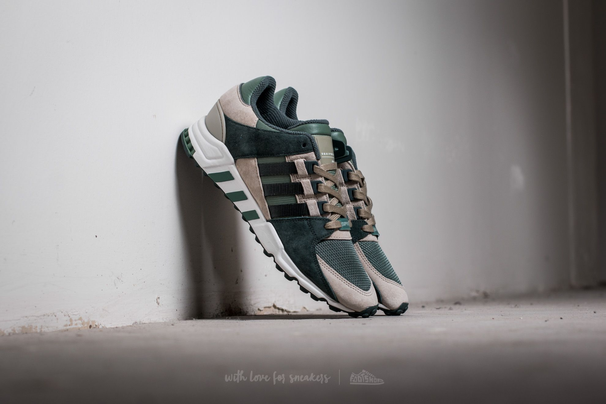 adidas Equipment Support RF Trace Green/ Utility Ivy/ Tech Beige
