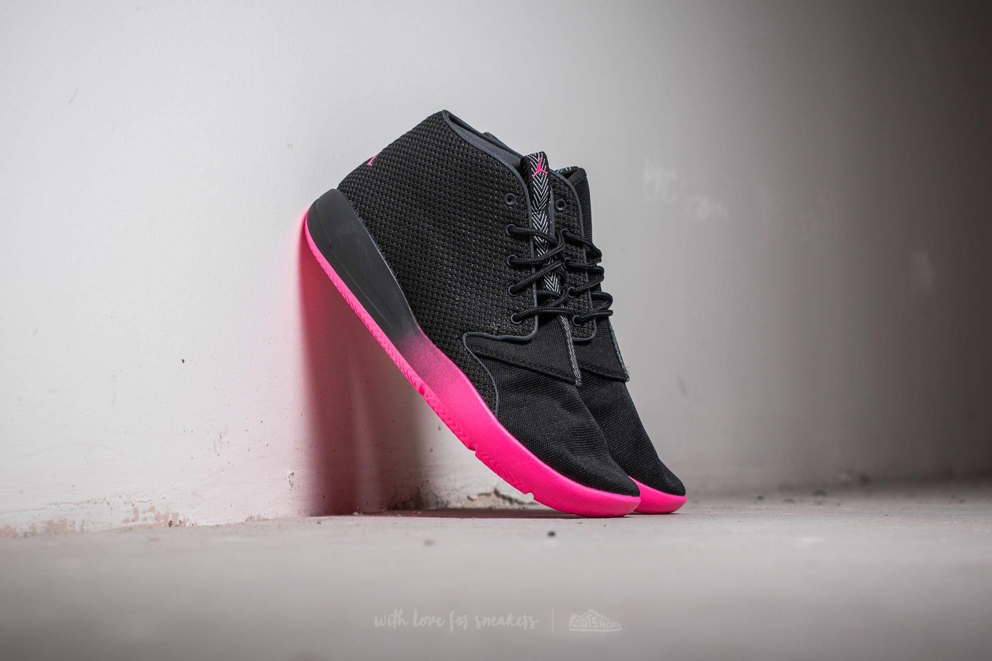 Jordan Eclipse Chukka GG Black/ Hyper Pink-Anthracite