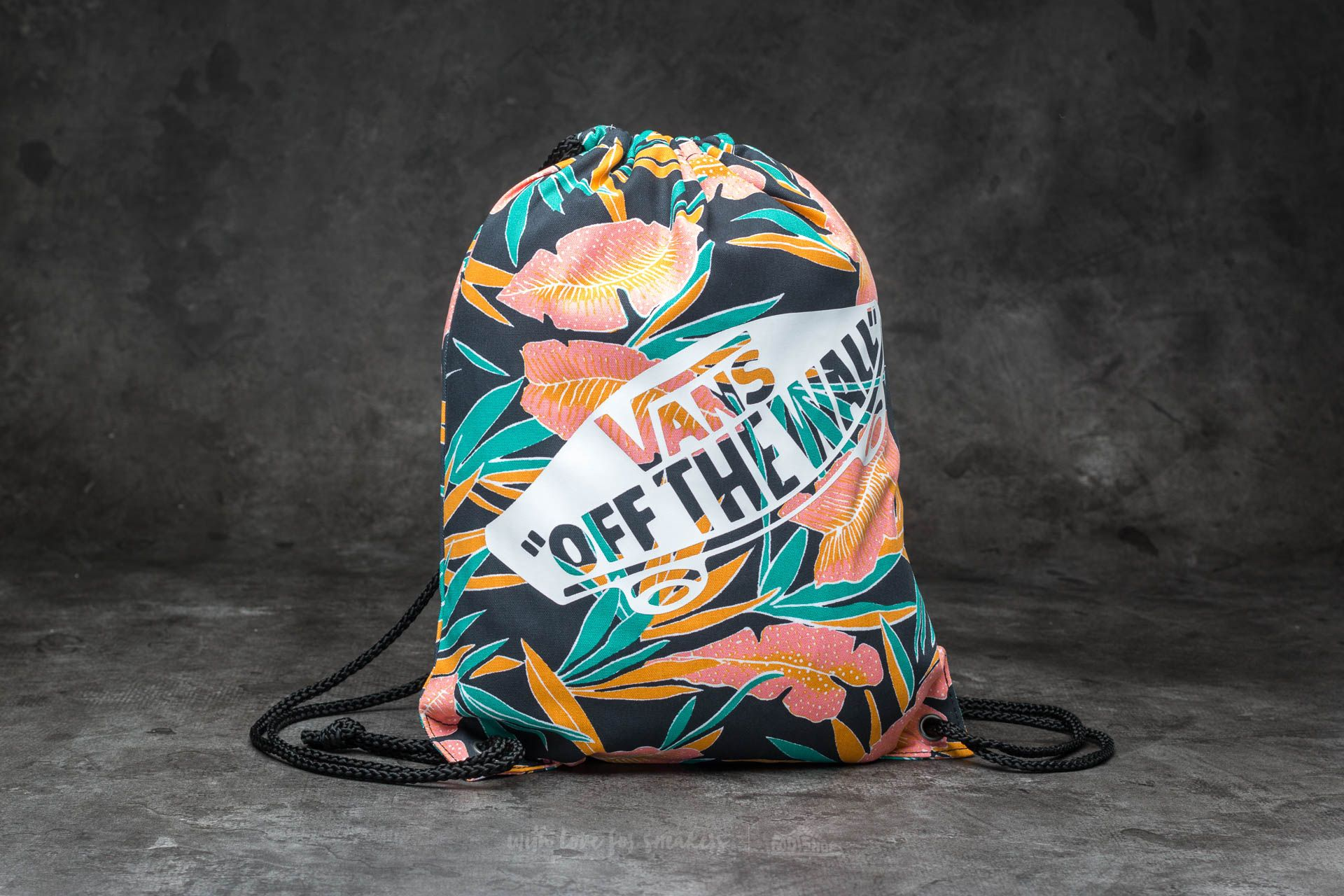 Vans Benched Novelty Bag Black Tropical