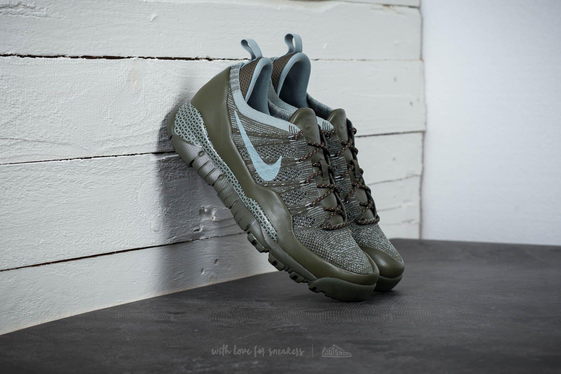 Nike Lupinek Flyknit Low Cargo Khaki/ Mica Green