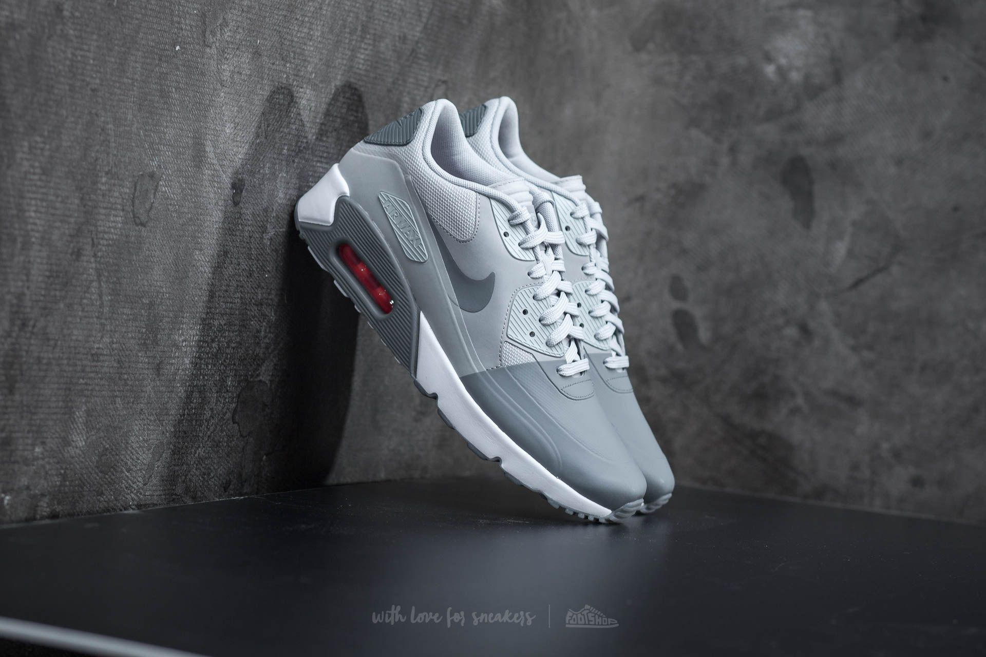 Nike Air Max 90 Ultra 2.0 SE Cool Grey/ Cool Grey-Wolf Grey
