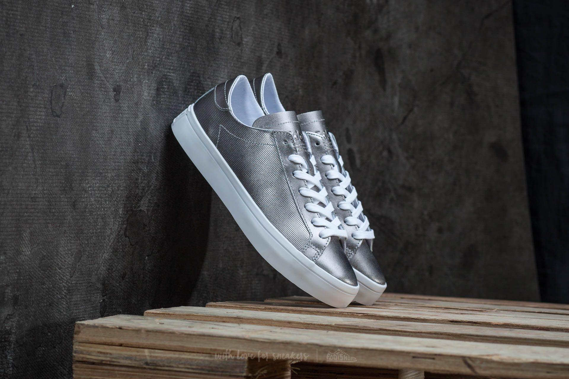 adidas Court Vantage W Night Metallic/ Night Metallic/ Footwear White