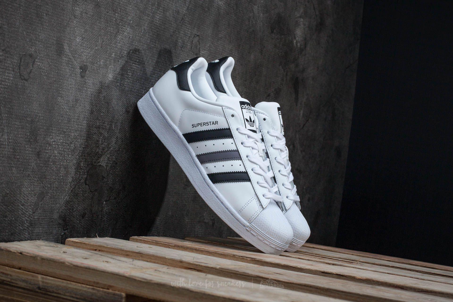 adidas Superstar Ftw White/ Core Black