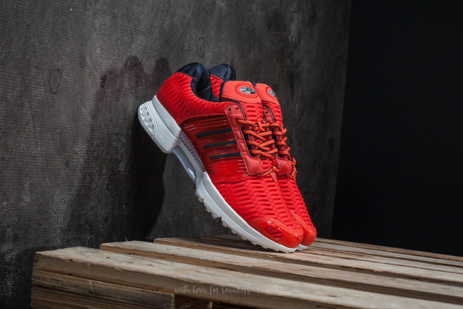 adidas Clima Cool 1 Red/ Dgsogr/ Footwear White