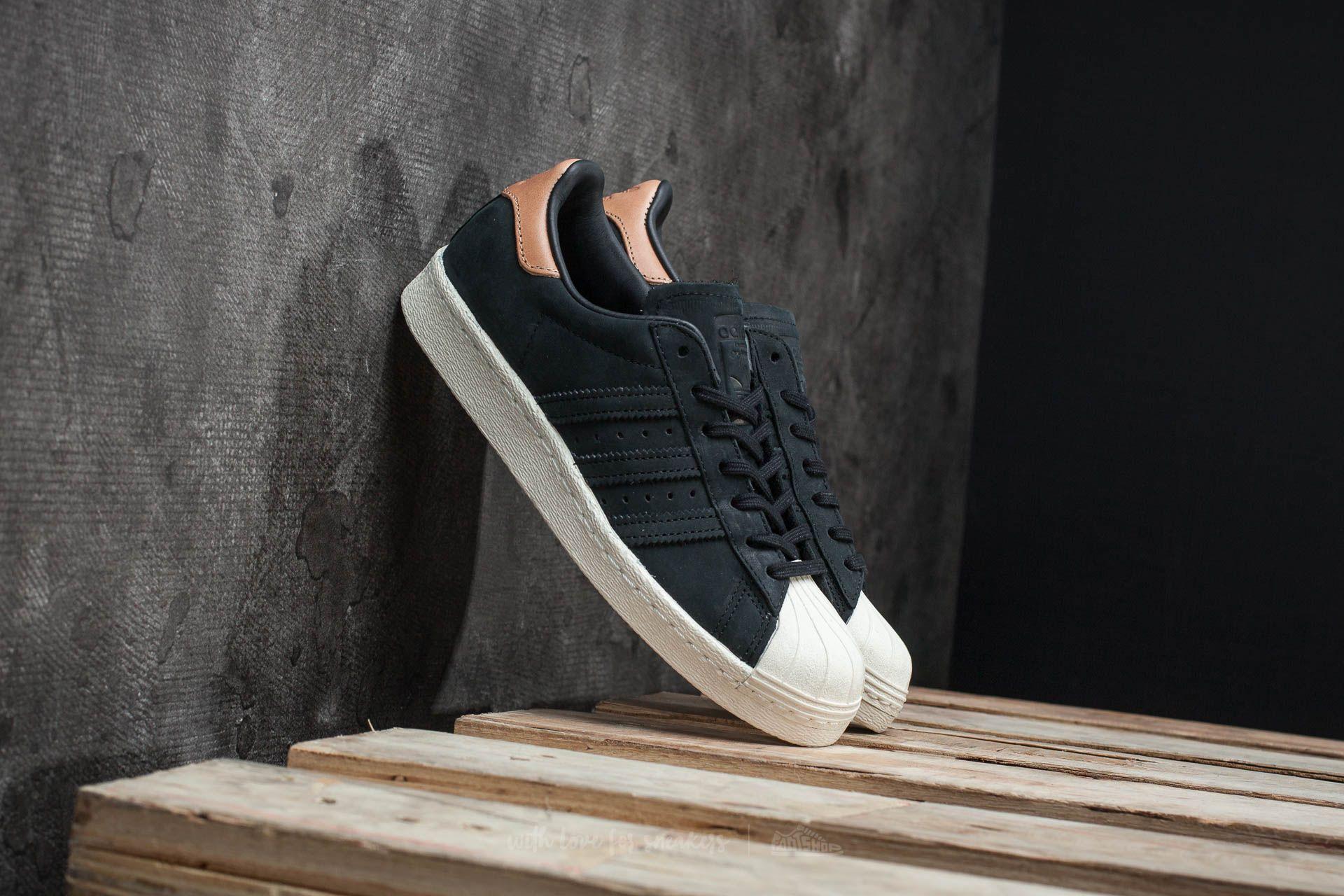 adidas Superstar 80s W Core Black/ Off White
