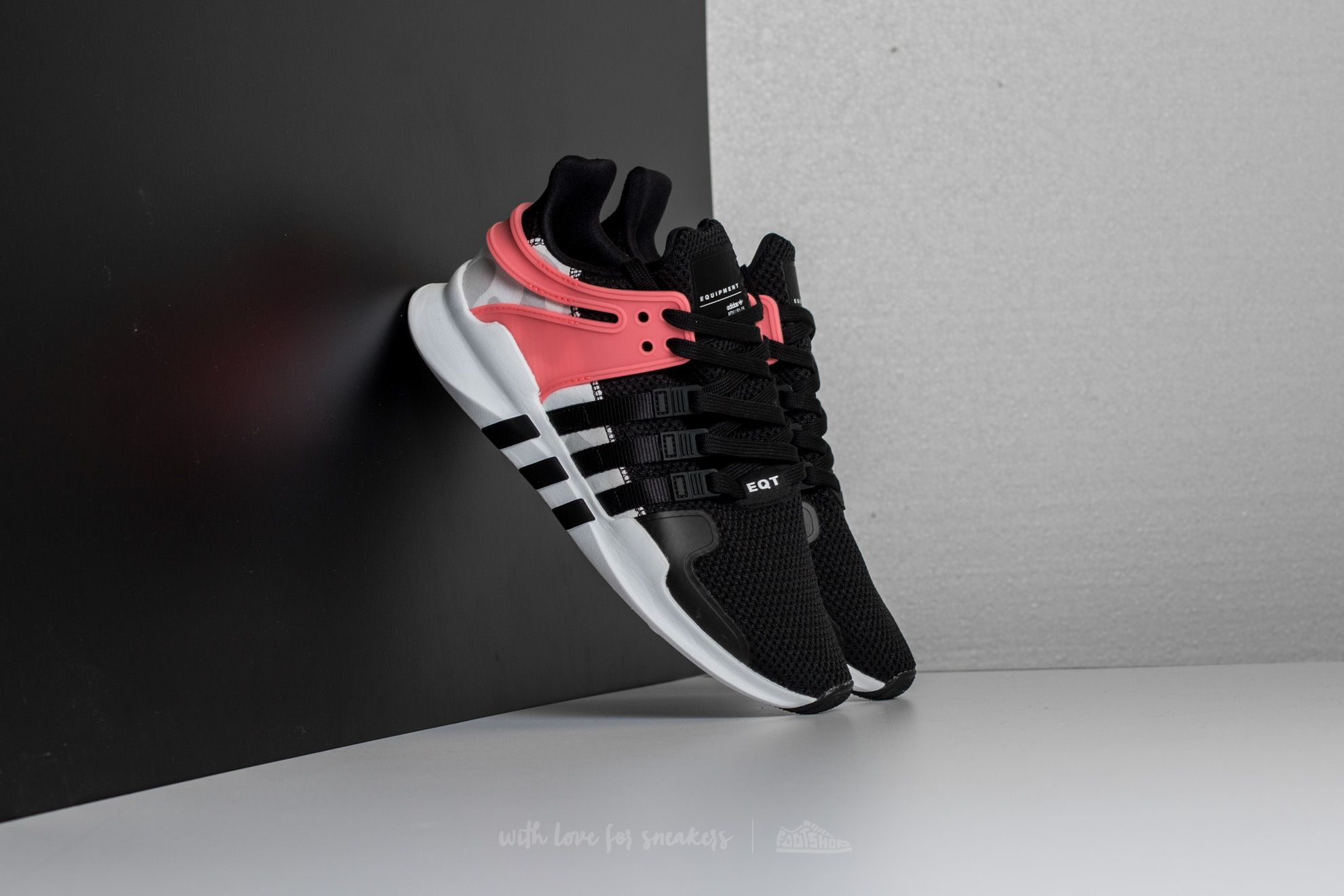 adidas Equipment Support ADV Core Black/ Core Black/ Turbo