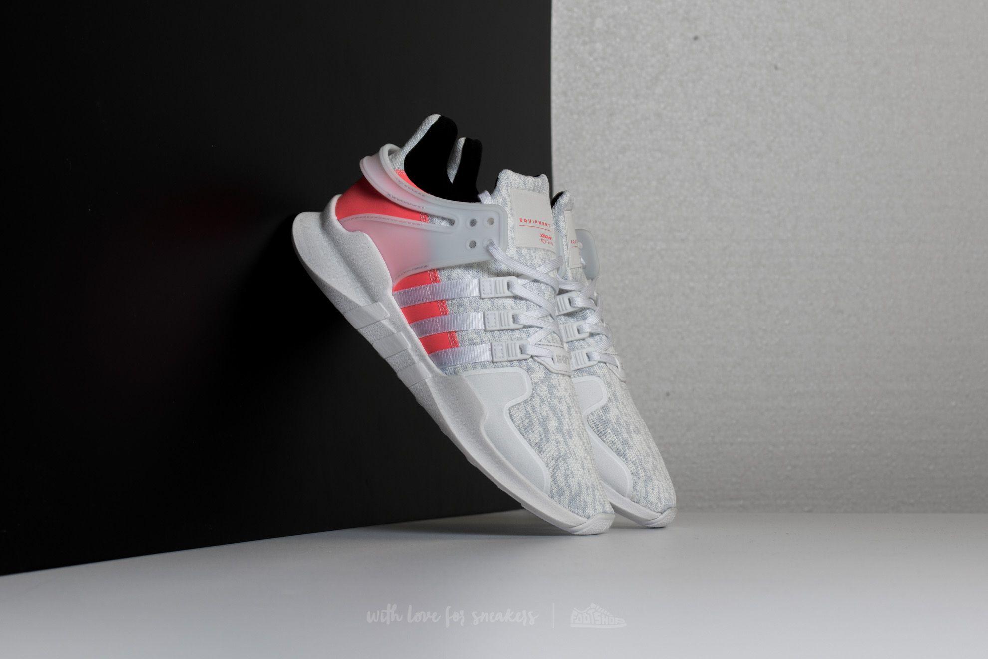 adidas Equipment Support ADV J Ftw White/ Ftw White/ Turbo