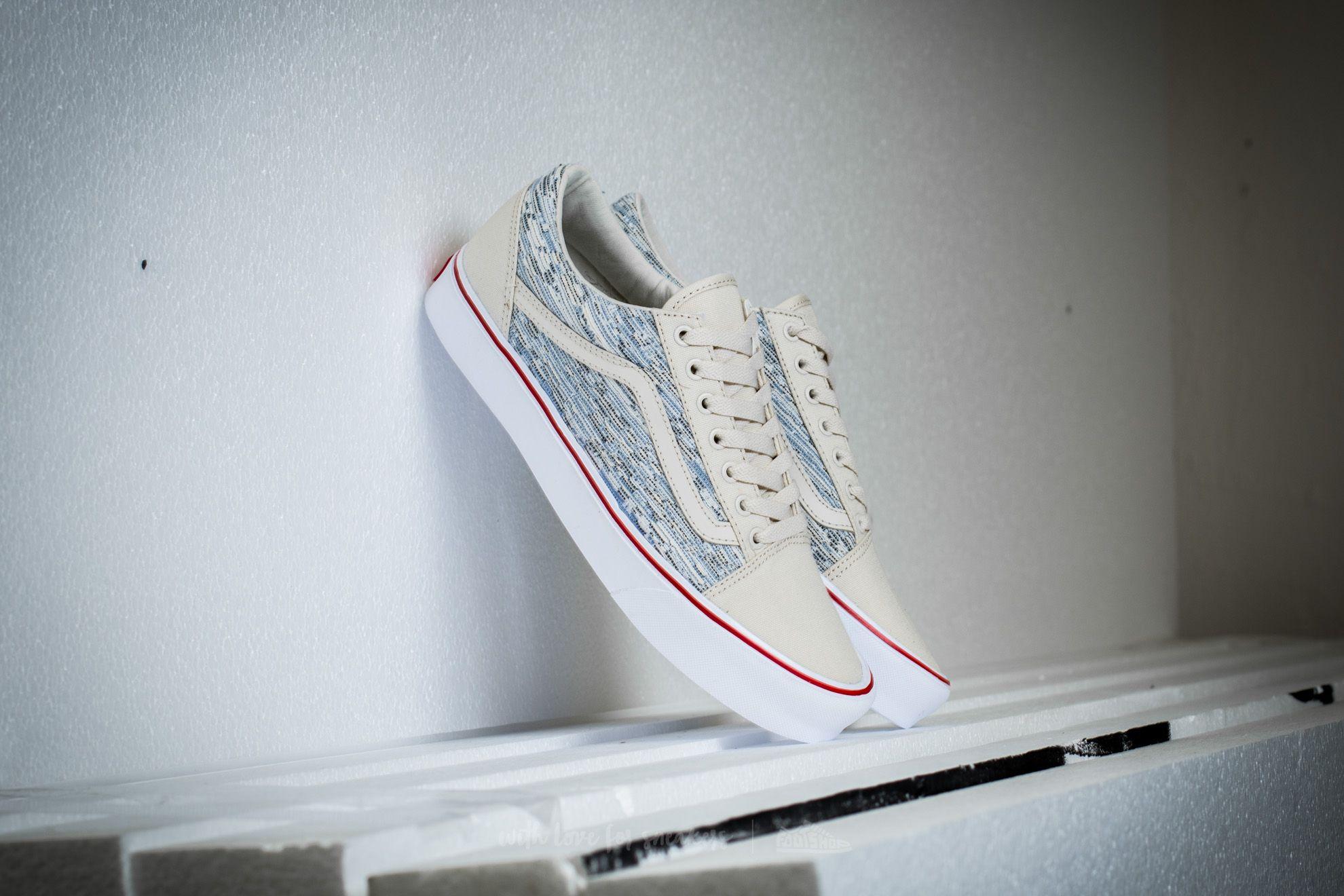 Vans Old Skool Lite (Speckle) Turtledove/ White