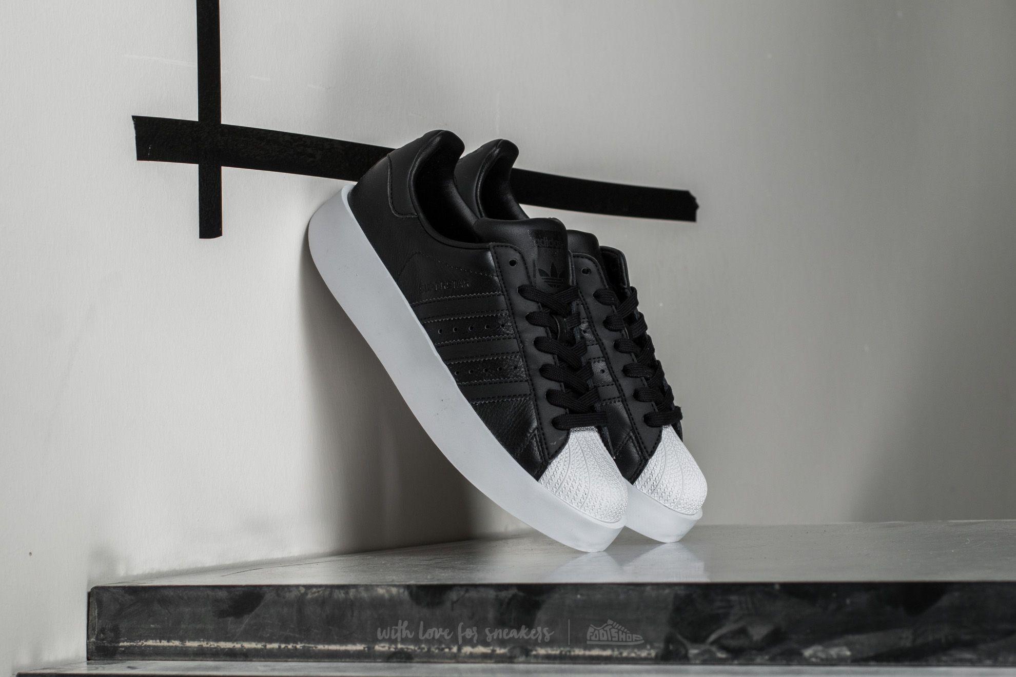 adidas Superstar Bold W Core Black/ Core Black/ Ftw White