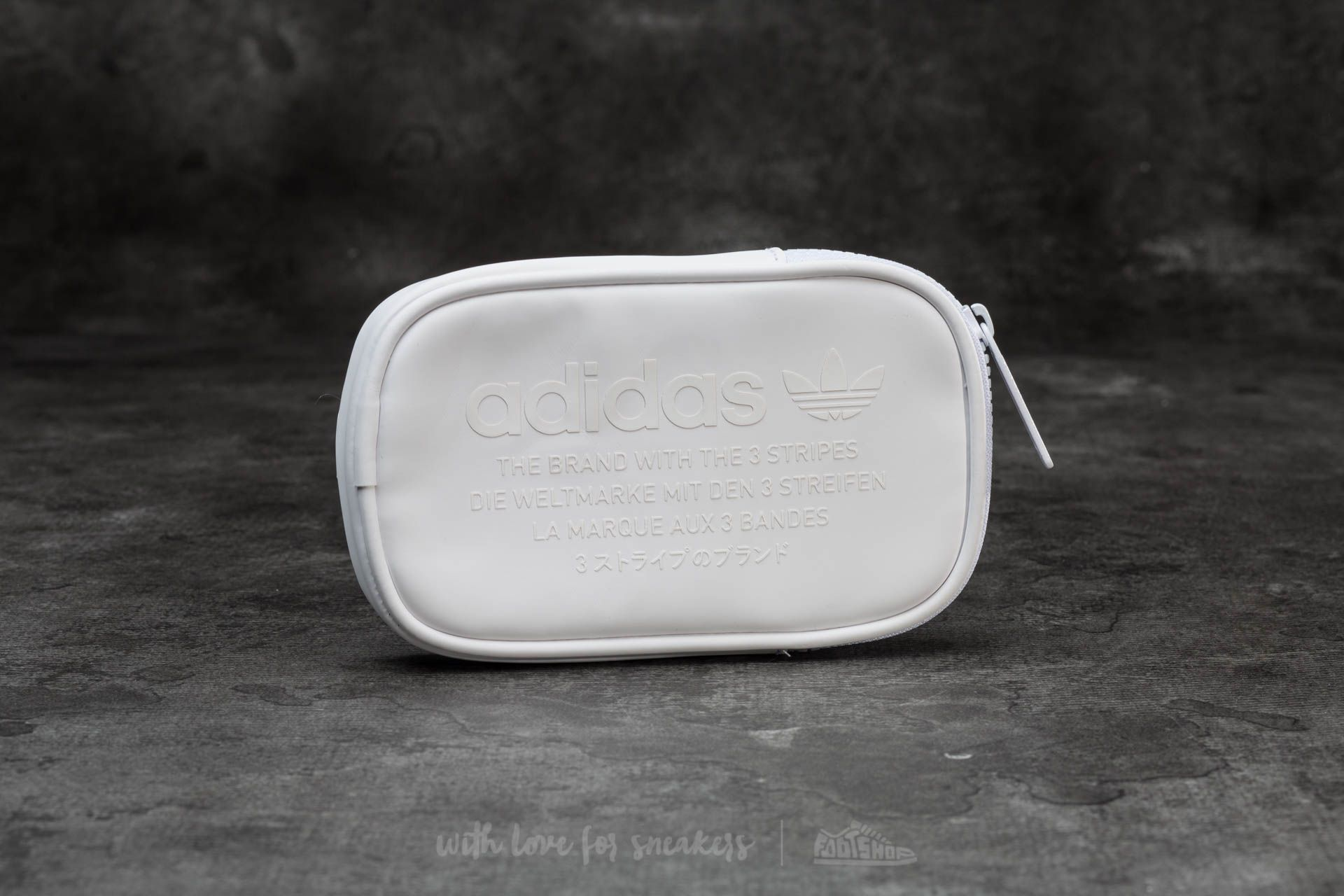 adidas NMD Pouch Bag White