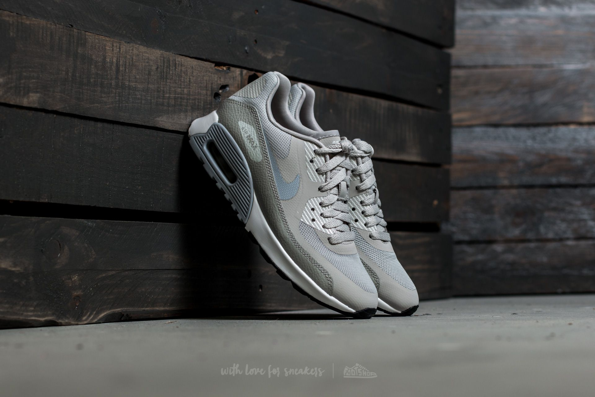 Nike W Air Max 90 Ultra 2.0 Pale Grey/ Wolf Grey