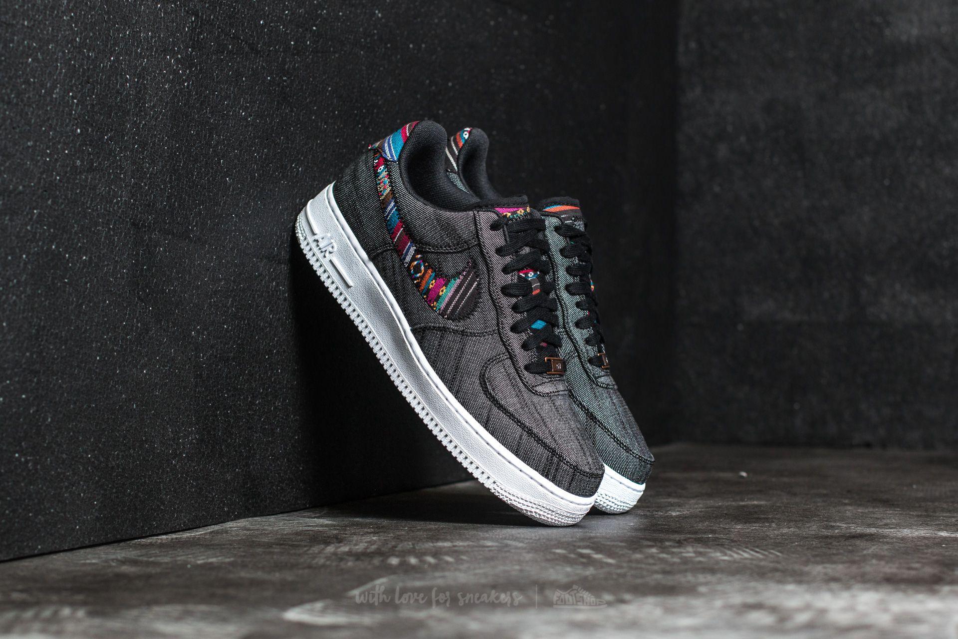 Nike Air Force 1 ´07 LV8 Black/ White