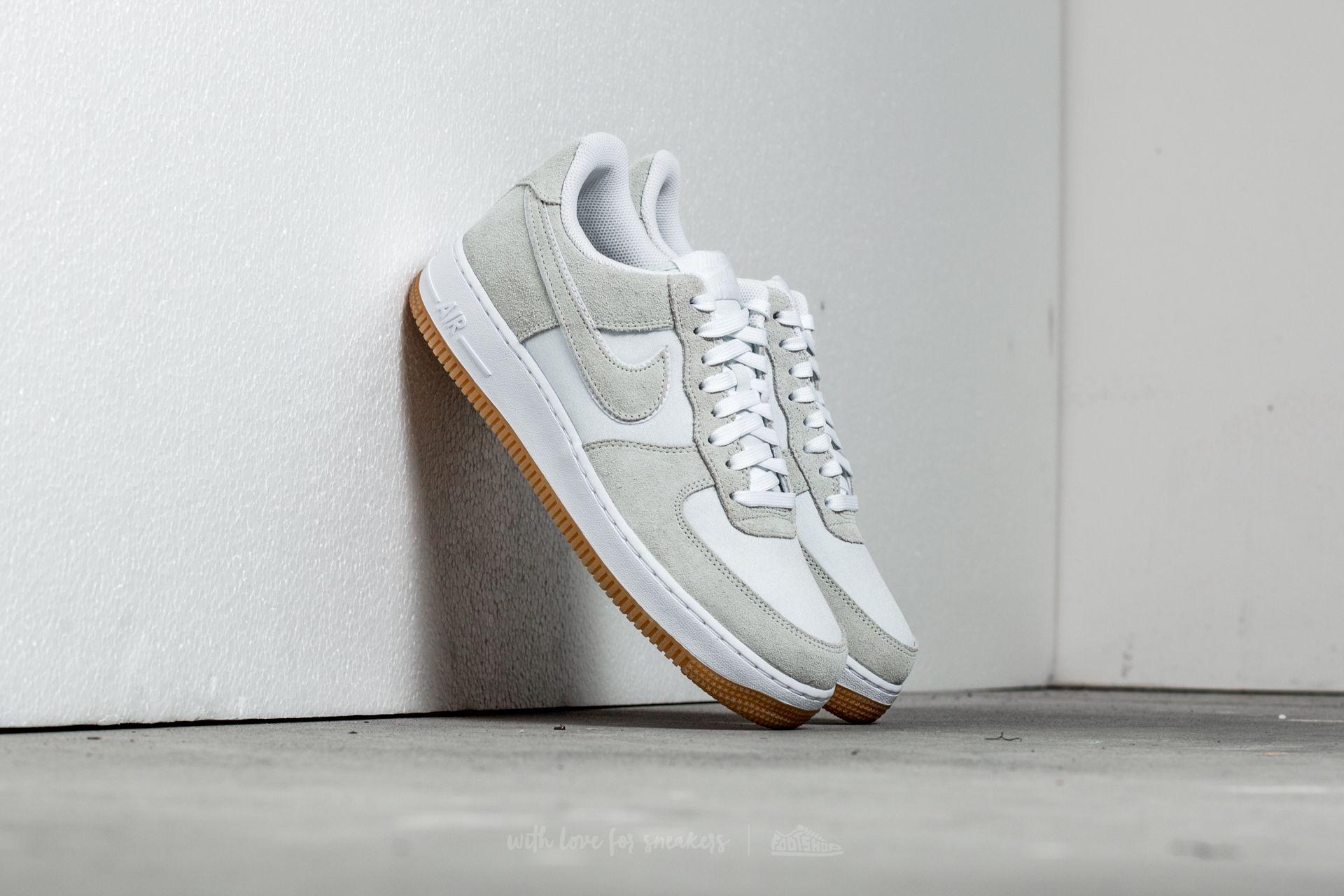 Nike Air Force 1 Off White/ Off White-White