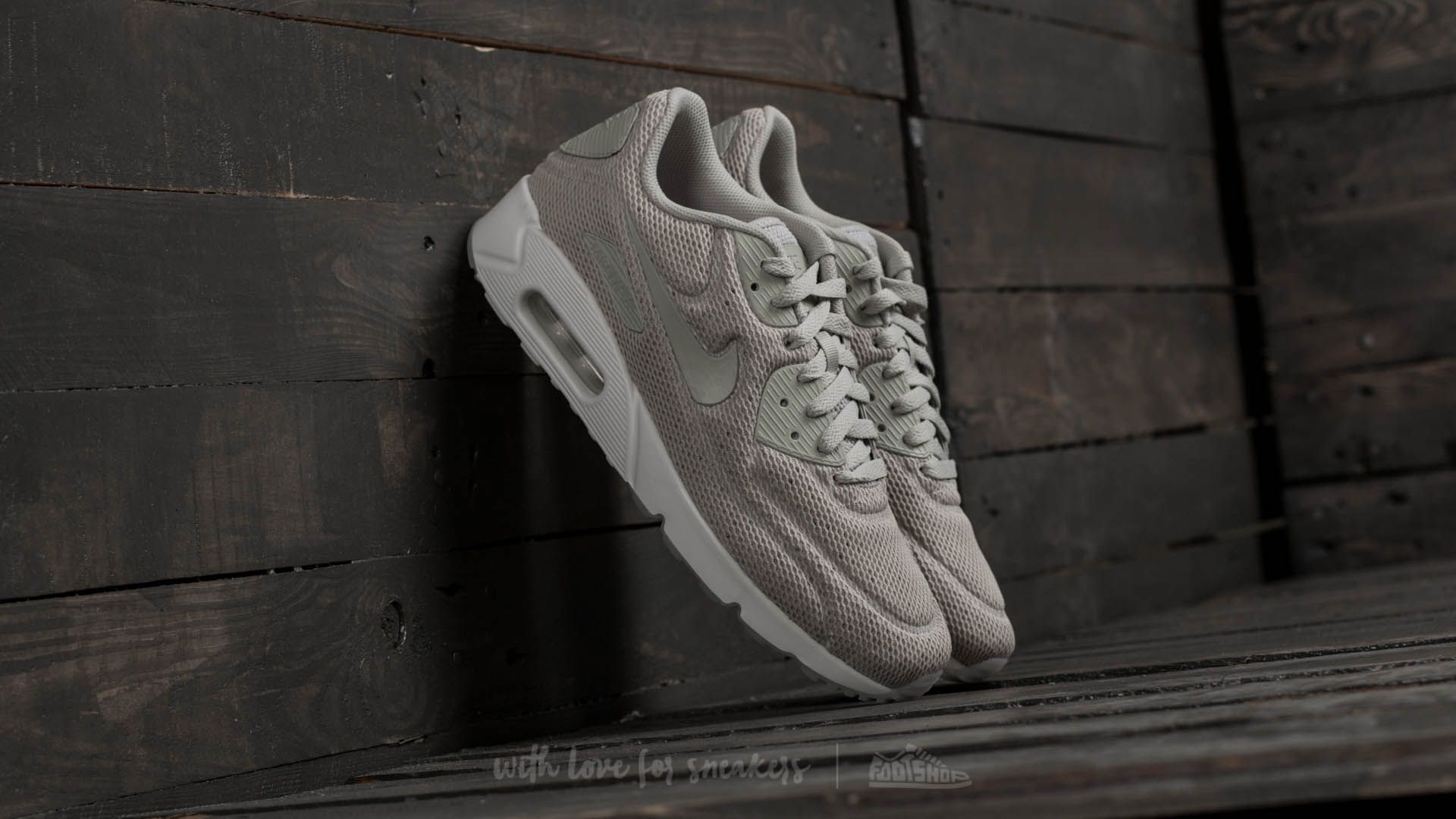Nike Air Max 90 Ultra 2.0 BR Pale Grey/ Pale Grey