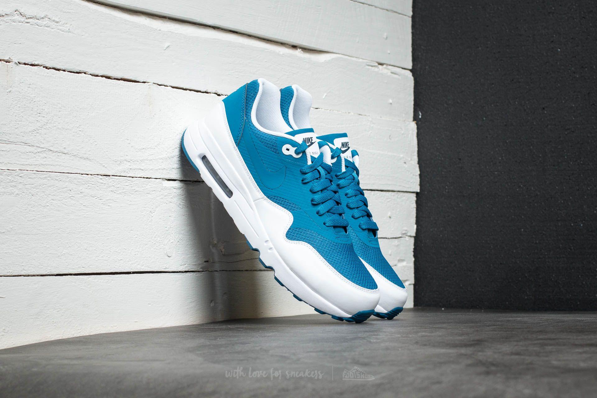 Nike Air Max 1 Ultra 2.0 Essential Industrial Blue