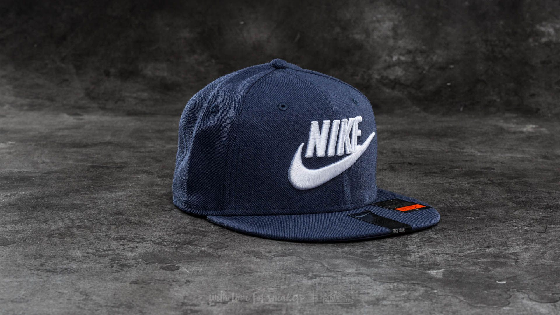 Nike Limitless True Snapback Dark Blue