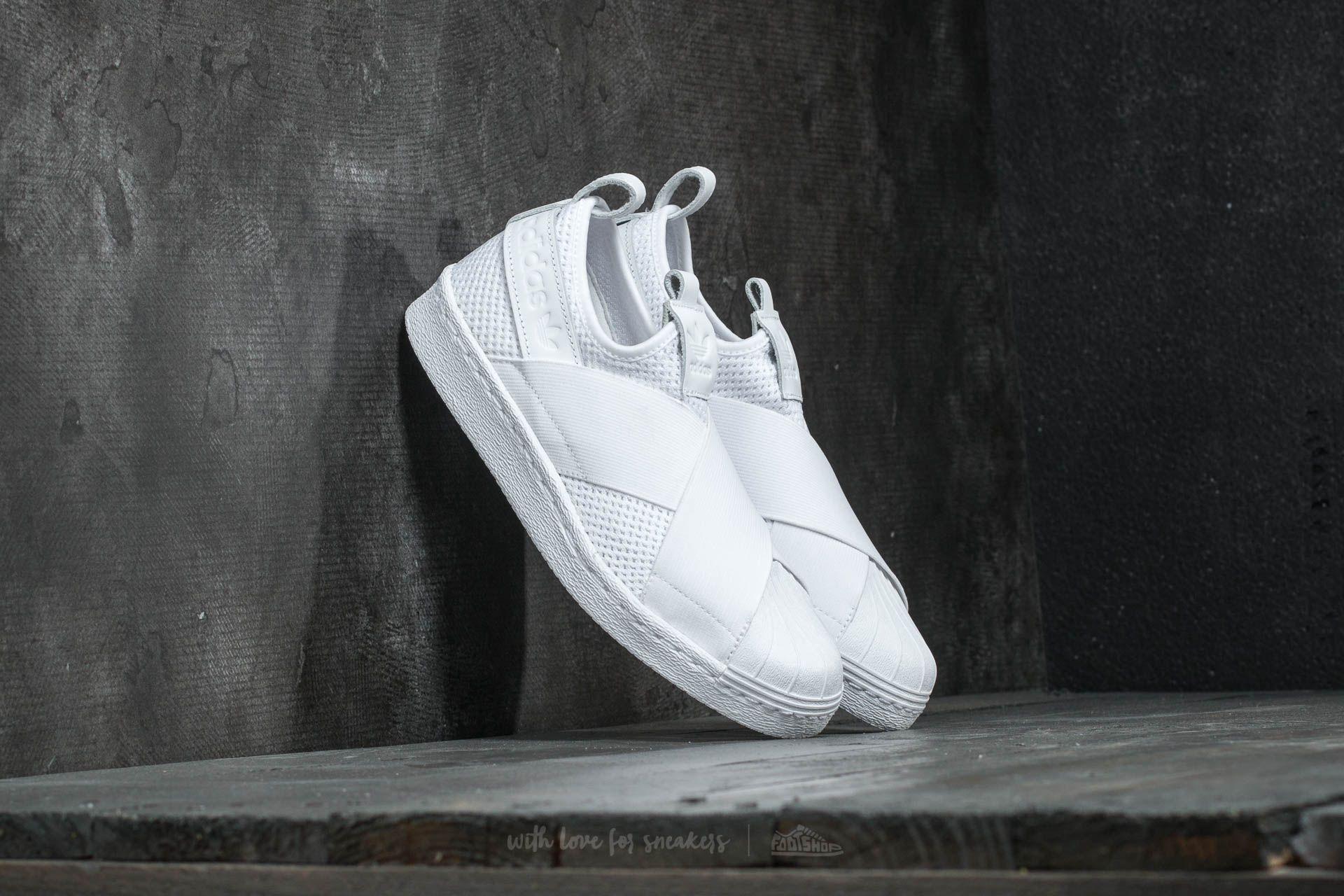 adidas Superstar SlipOn W Ftw White/ Ftw White/ Core Black