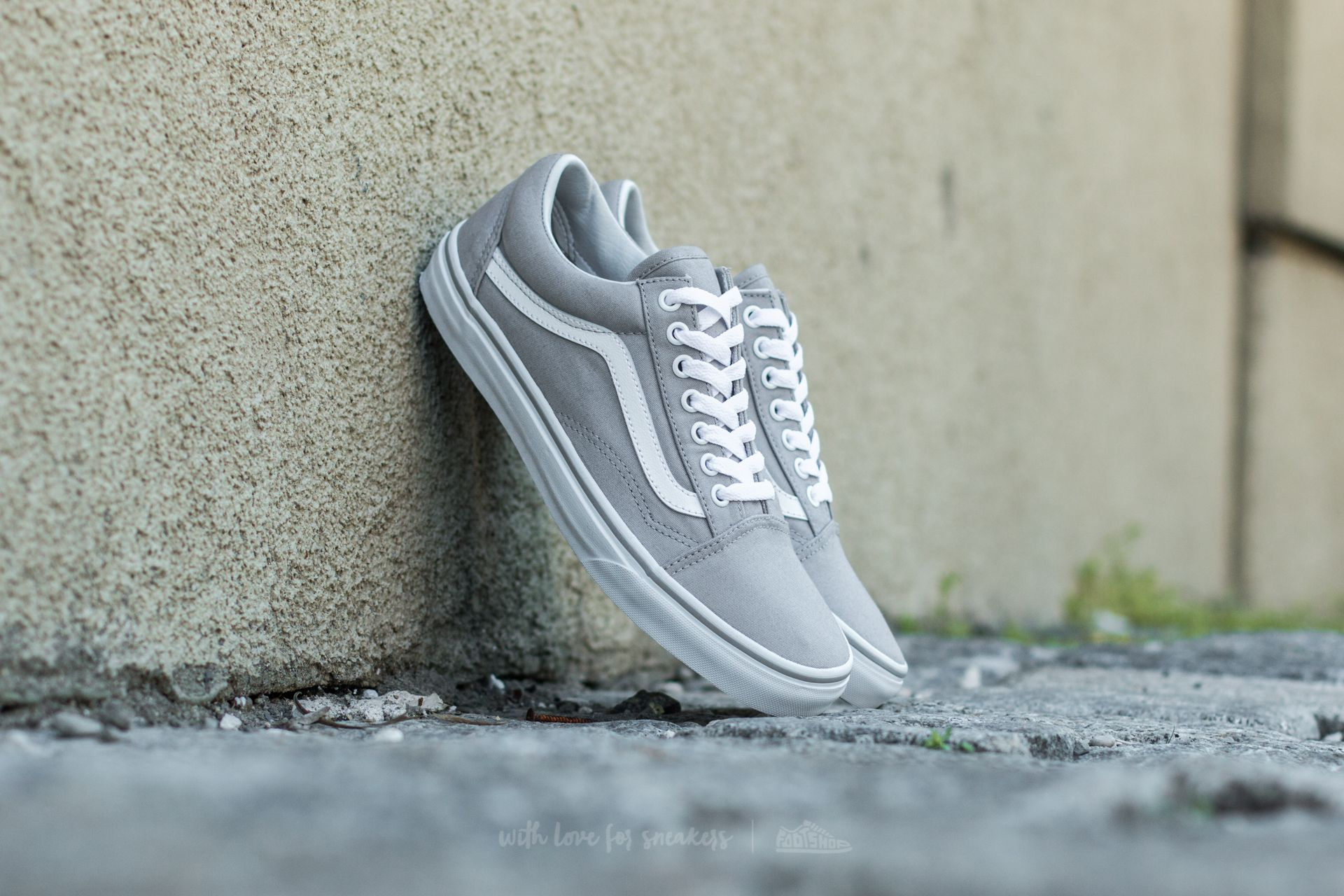 Vans Old Skool Drizzle Drizzle/ True White