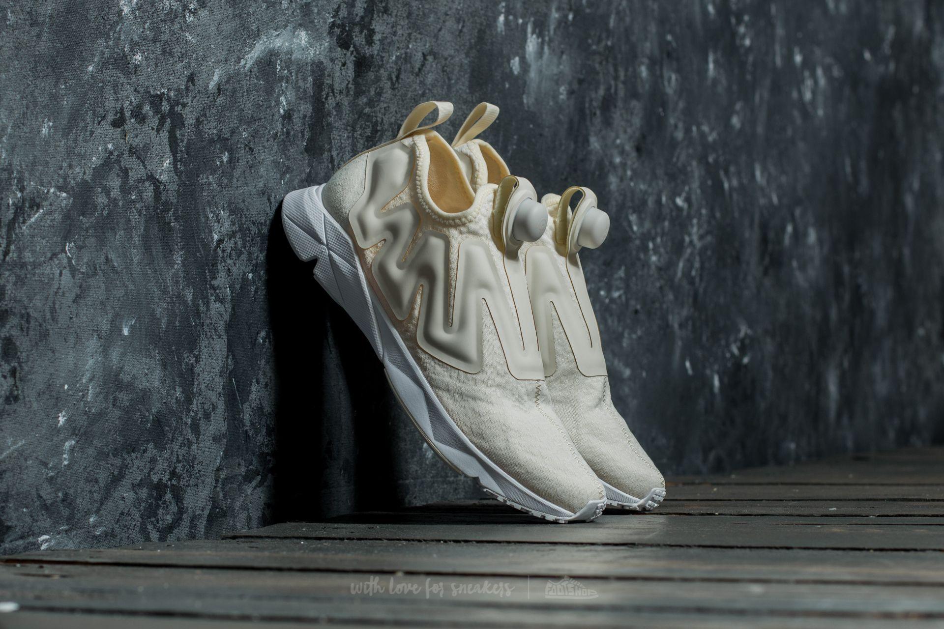 Reebok Pump Supreme Rilla Classic White/ White