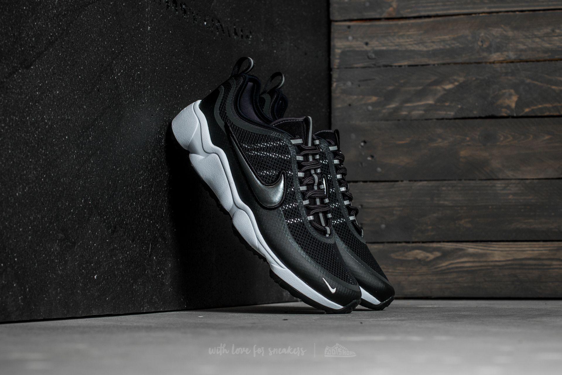 Nike Zoom Sprdn Black/ Metallic Hematite-Anthracite