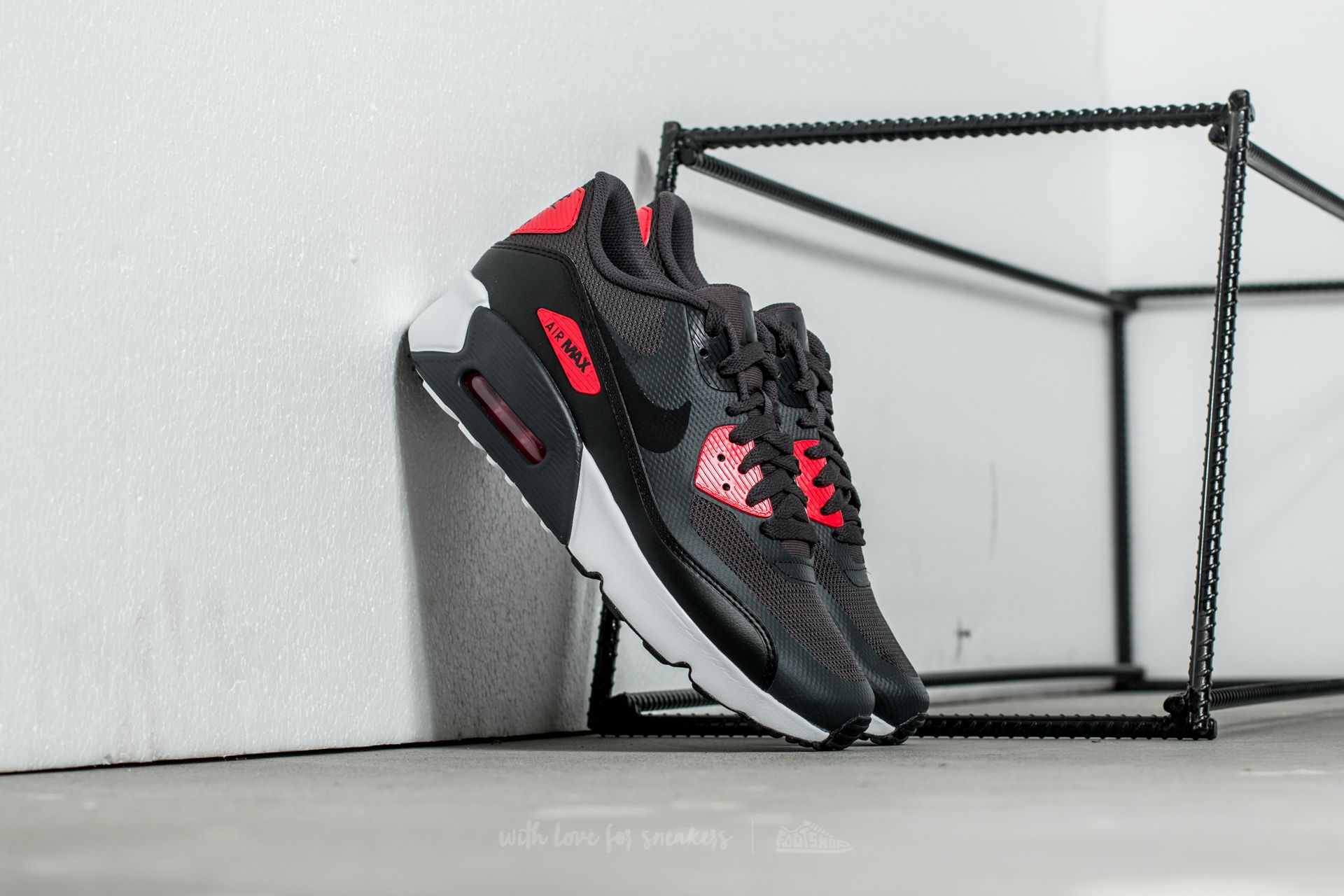 Nike Air Max 90 Ultra 2.0 (GS) Anthracite/ Black