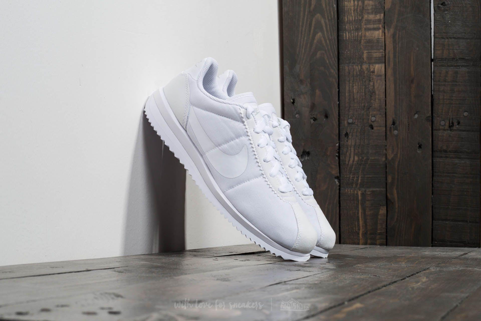 Nike Cortez Ultra (GS) White/ White-White