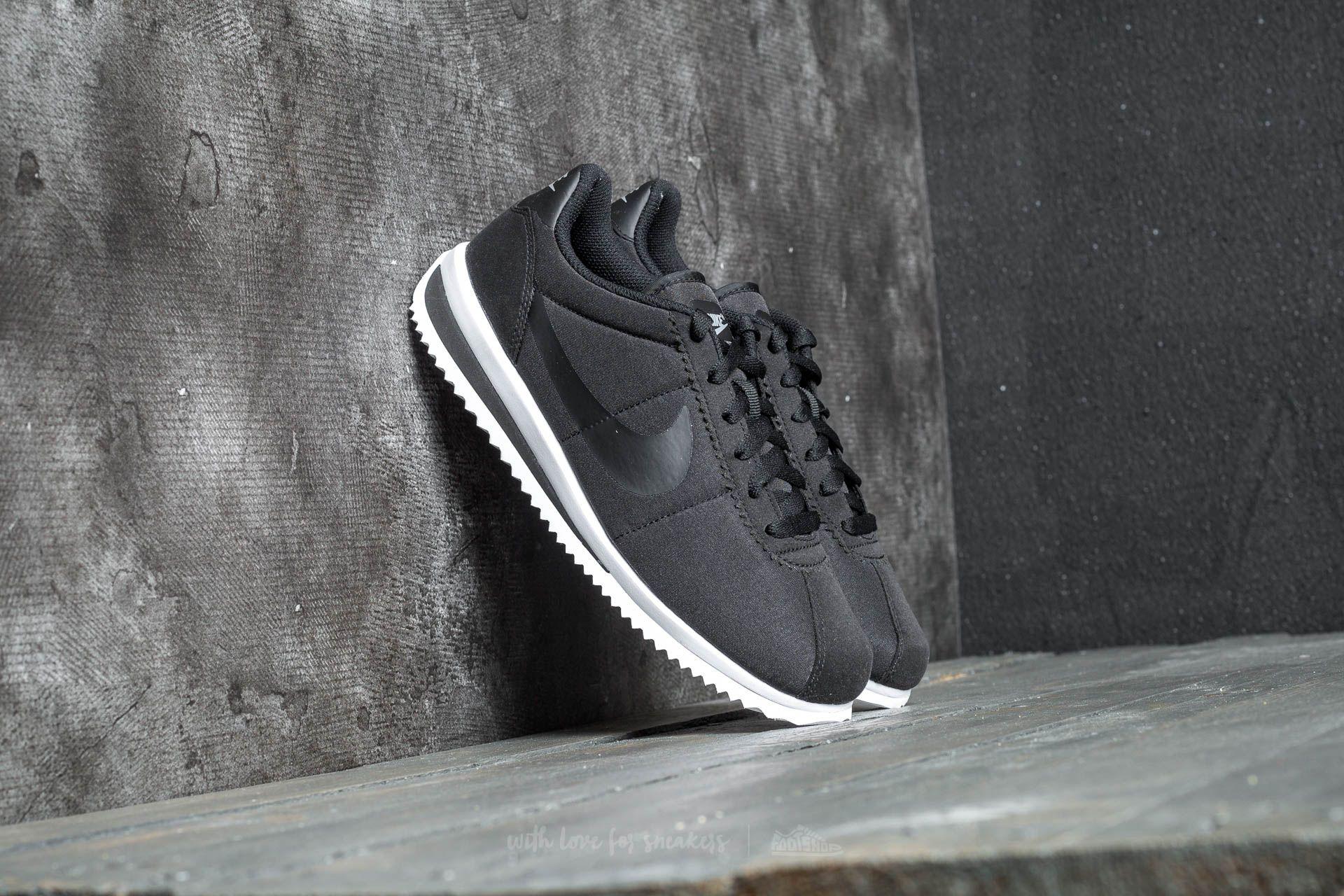 Nike Cortez Ultra (GS) Black/ Black-Black-Cool Grey