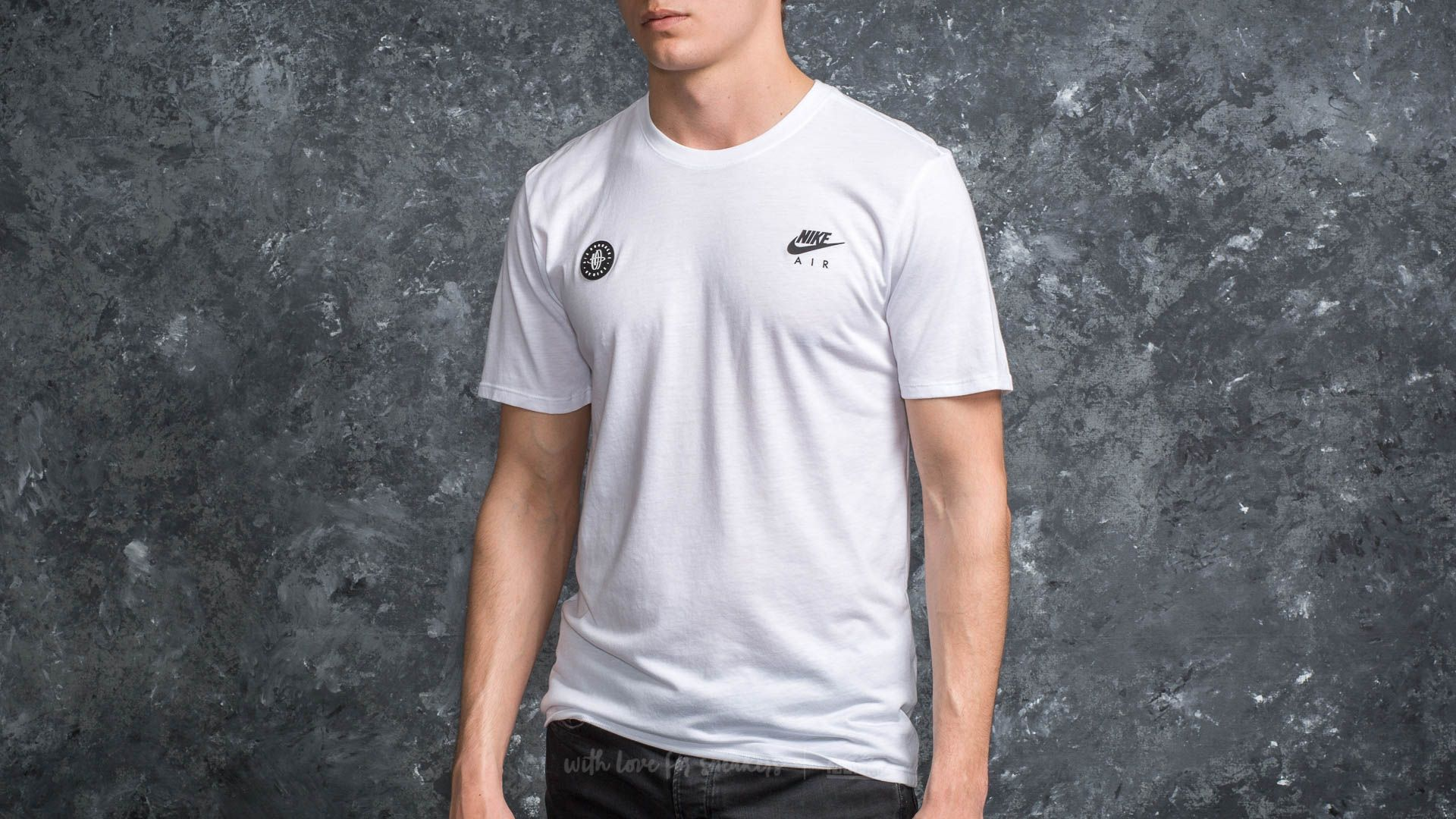 Nike Sportswear Air Huarache Tee White