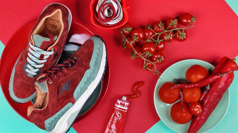 "LaFrenezia x Footshop ""Food & Sneakers"" #2"