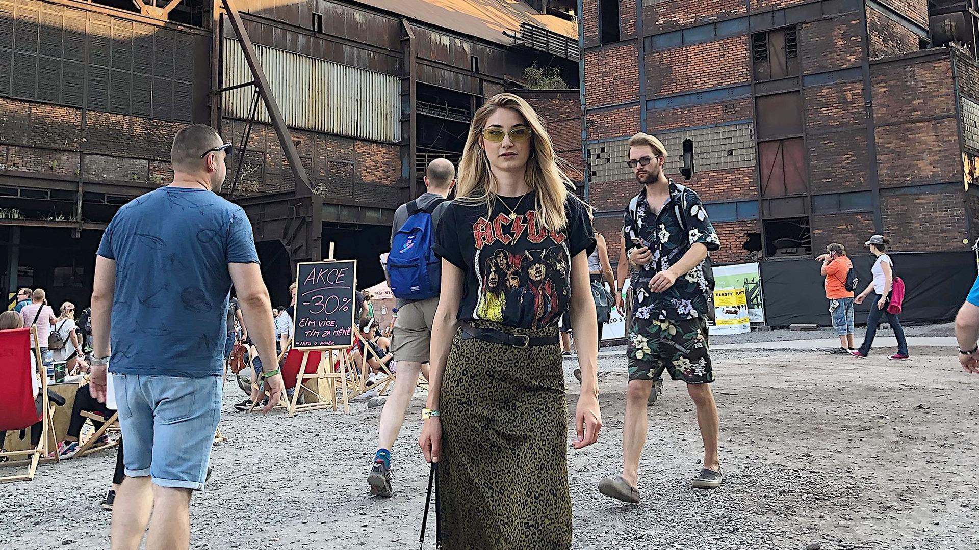 Festivalová módní nálož – 24 skvělých outfitů z Colours of Ostrava