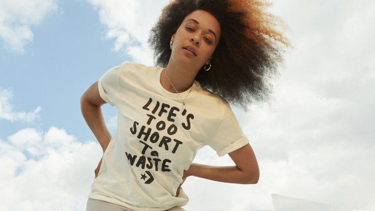 Converse společně s Renew kolekcí recyklují plasty