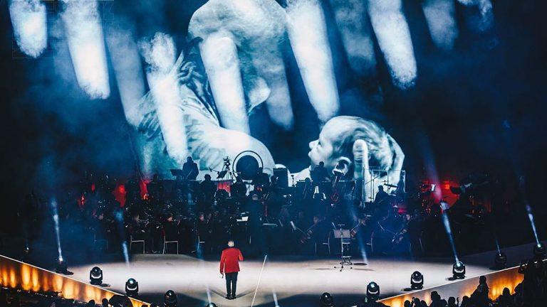 Rytmus zverejňuje zábery koncertu so symfonickým orchestrom