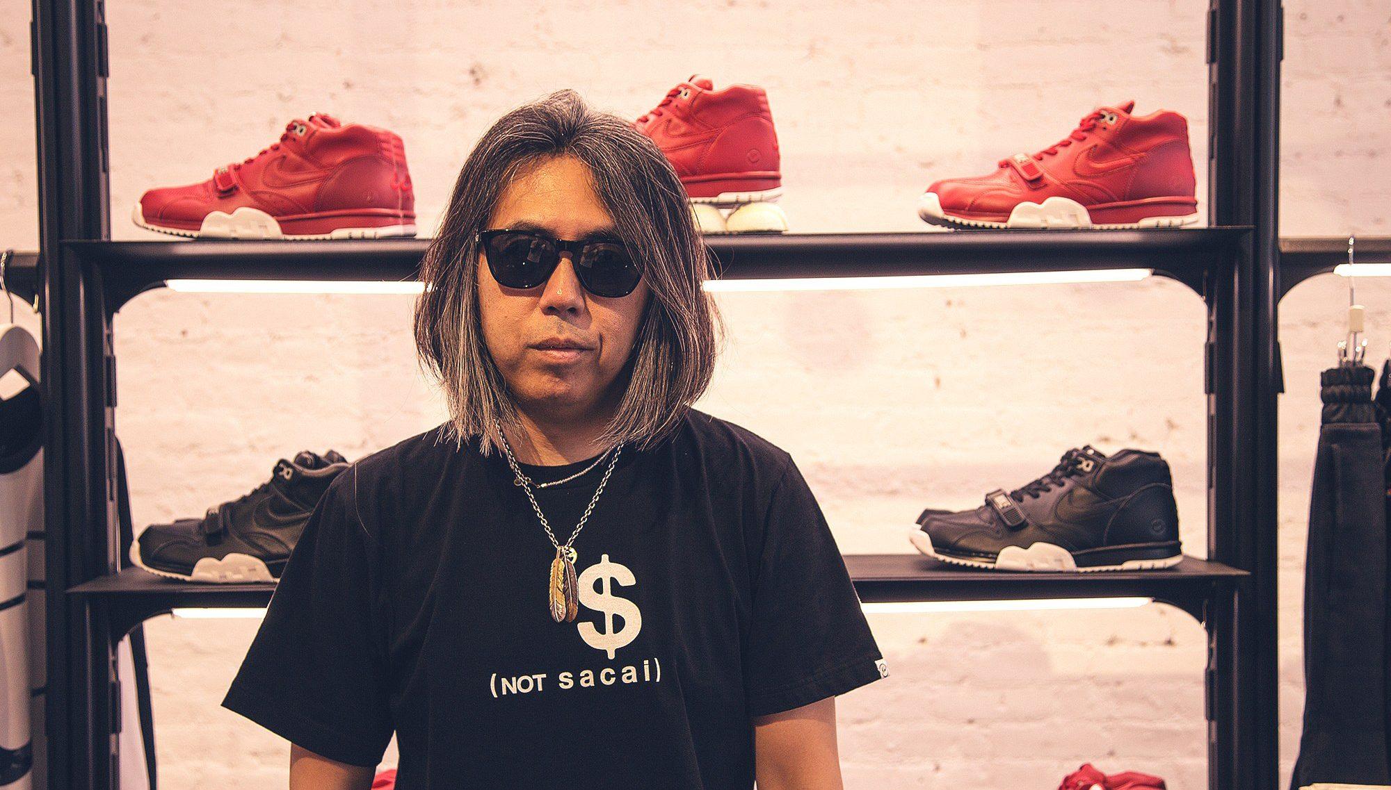 Je Hiroshi Fujiwara otec streetwearu?