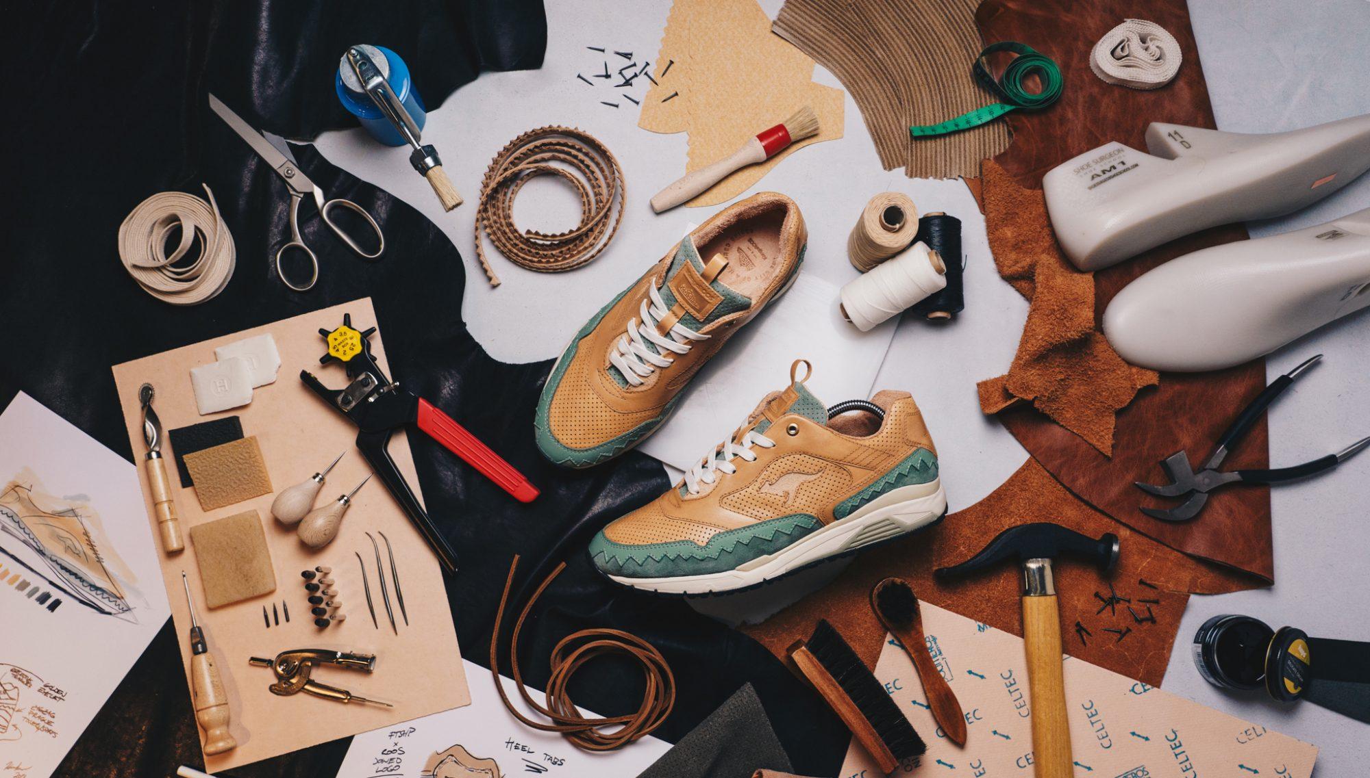 Footshop a KangaROOS představují druhou společnou kolaboraci