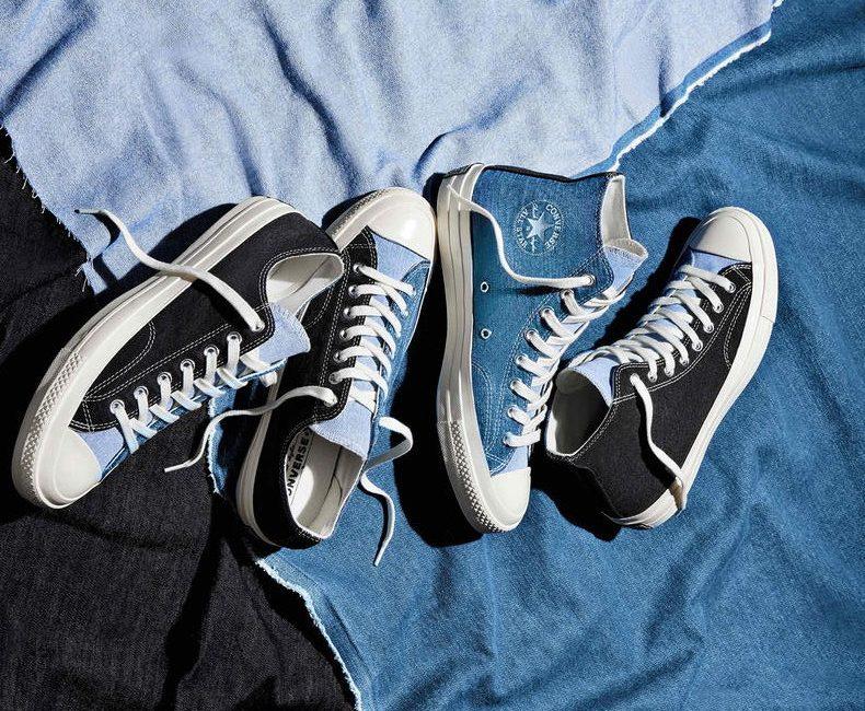 Converse Renew už po druhé recykluje tvoje staré džíny