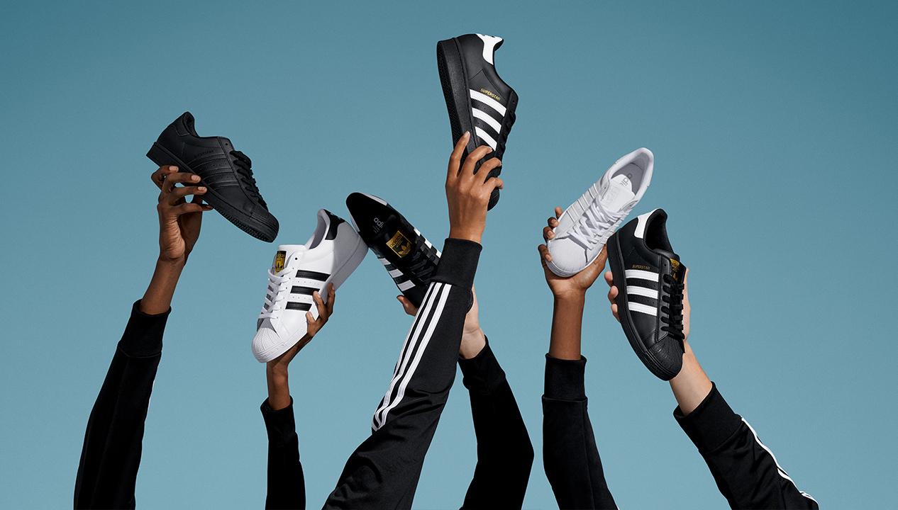 Změň svět, stejně jako ho před 50 lety změnily adidas Superstar