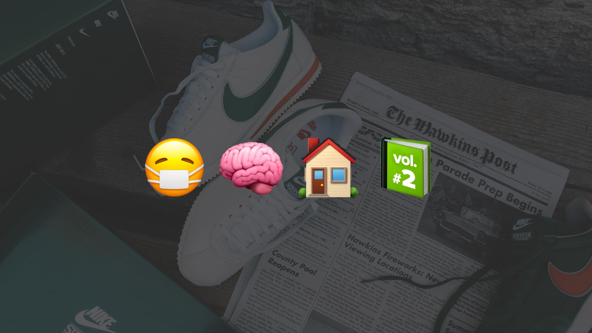 #2 Tenisky nech v botníku: Čas doma věnuj sobě