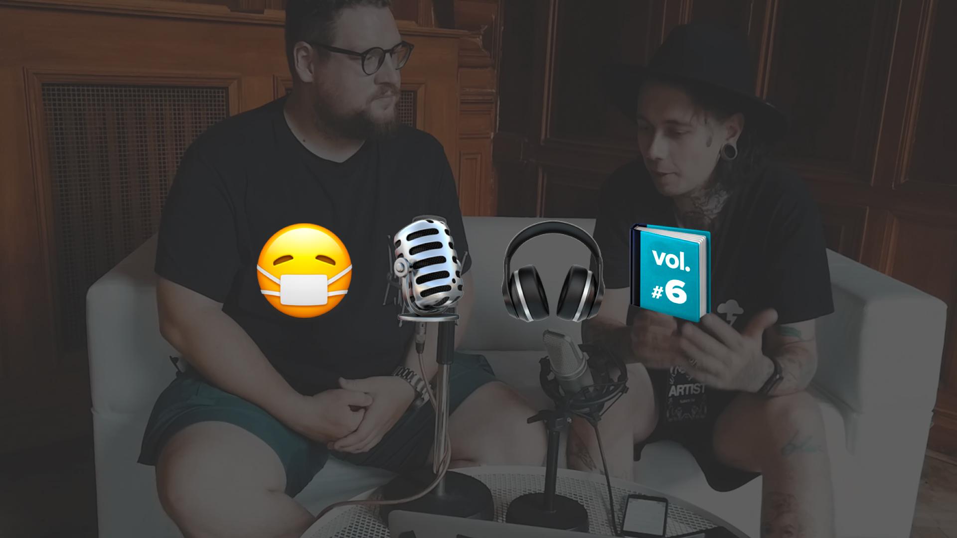 #6 Tenisky nech v botníku: Podcasty jako tvůj nový kolega
