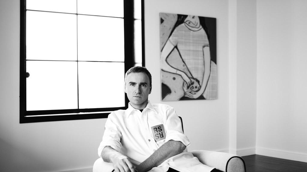 Nejúspěšnější návrhář na Footshopu? About: Raf Simons