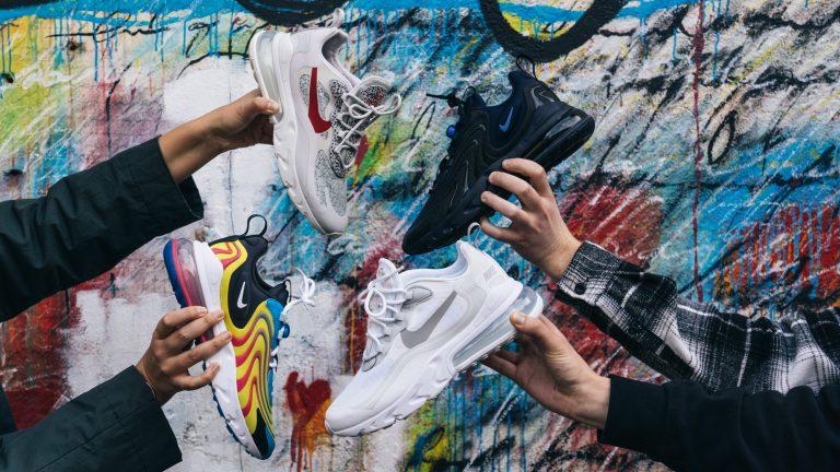Nike Air Max 270 React: Nová verze maximálního komfortu