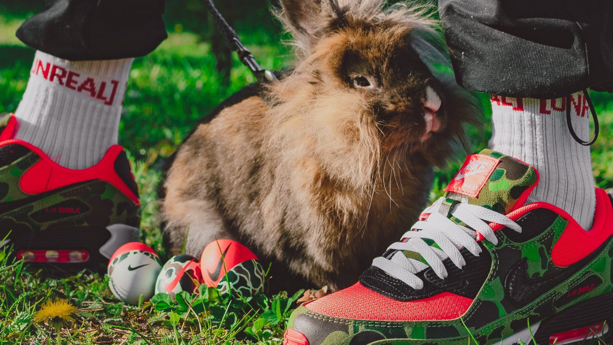Velikonoce v barvě Duck Camo: Ta pravá vajíčka pro sneakerheady