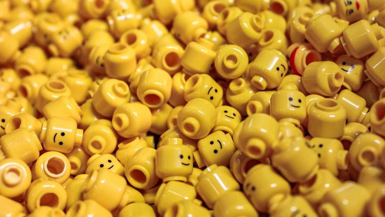 Lego je online na Footshopu, zavzpomínej na bezstarostné časy