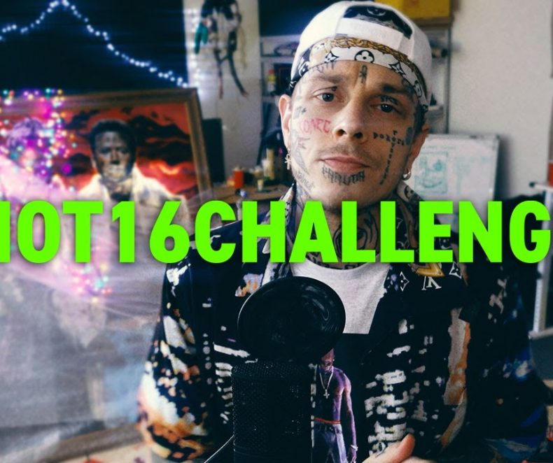 Kde se vzala #Hot16Challenge2?