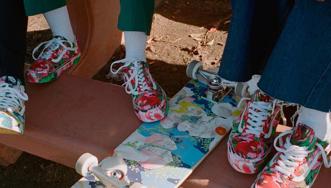KENZO a Vans představují novou kolekci s archivními printy