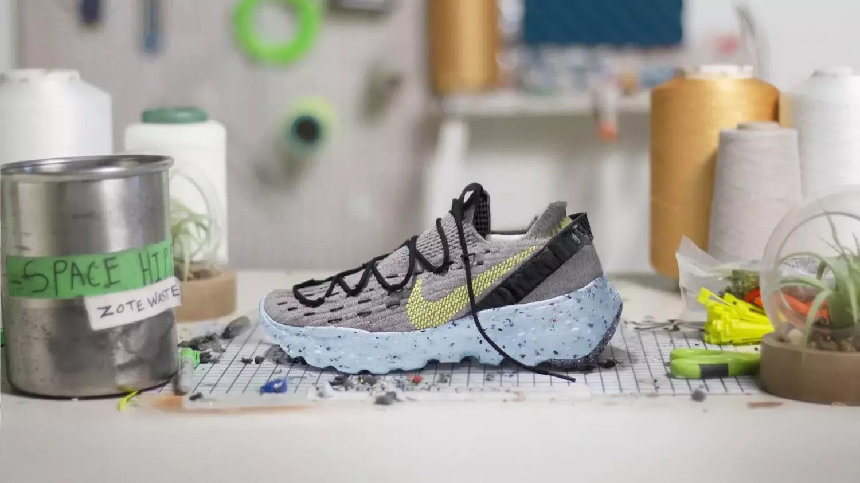 Nejen Space Hippie. Takhle Nike buduje svoji udržitelnost #sustainability