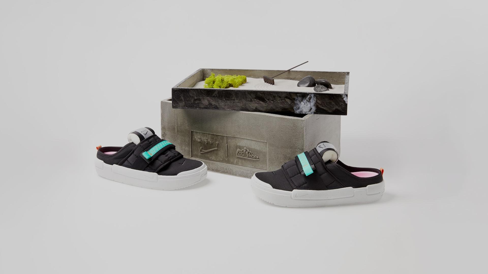 Go ZEN. Představujeme náš special box ve spolupráci s Nike