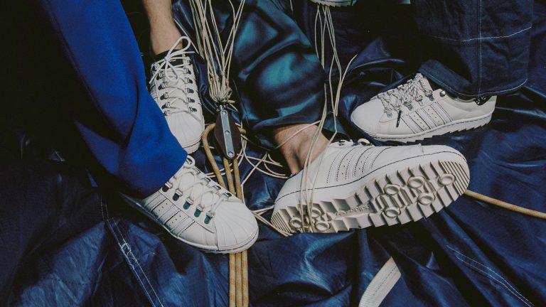 Editorial: adidas x Footshop Superstar 'Blueprinting' objektivem Lousy Aubera