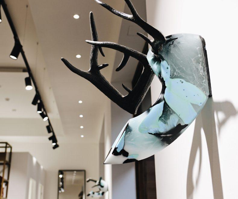 Kryštof Rybák: Nesvázanou sochařskou kreativitu mi poskytnul až svět zvířat
