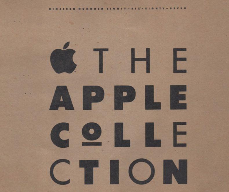 Dávno zapomenuté Apple kolekce