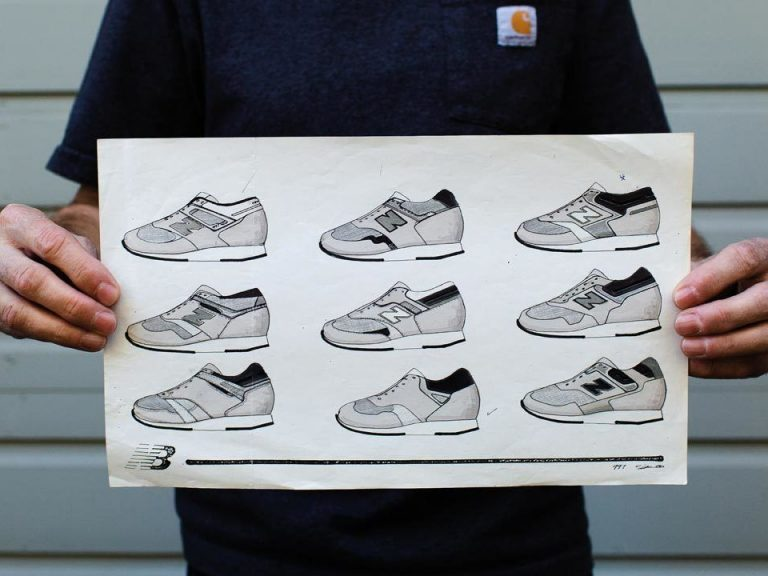 "Steven Smith – ""Dad of The Dad shoe"""